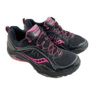 Saucony Excursion TR9 Trail Running Shoe 8.5 Black